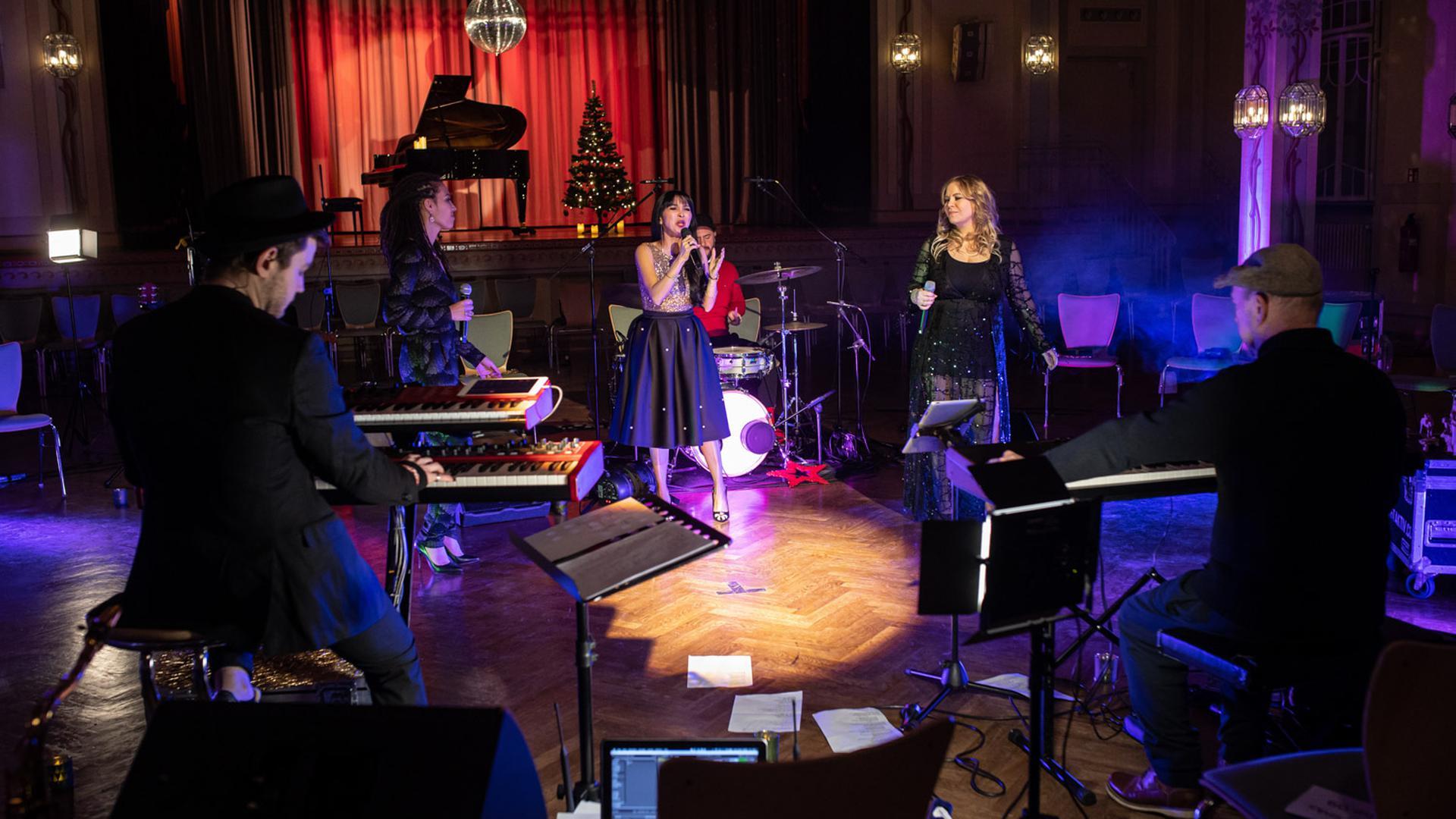 Musiker in Halle
