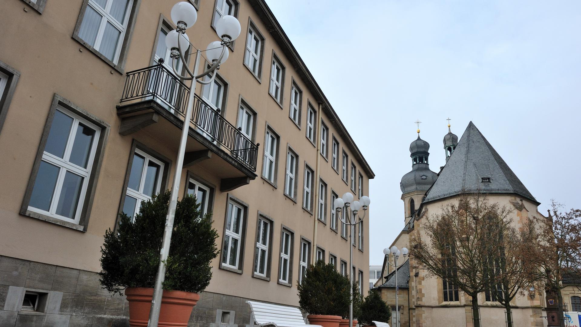 Im Rathaus Bruchsal werden wie in anderen Verwaltungen angesichts steigender Corona-Fälle Vorsichtsmaßnahmen ergriffen, um handlungsfähig zu bleiben.