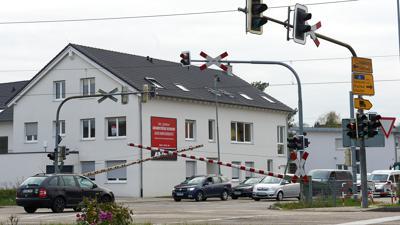 Neuer Polizeiposten Ubstadt an der B3