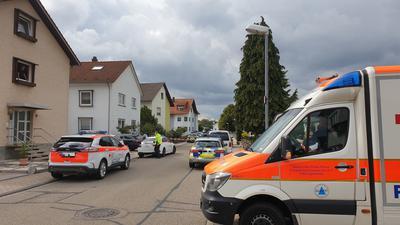 Polizei und Rettungsdienst in Ubstadt-Weiher
