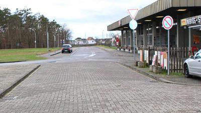 Tatort Bahnhof Waghäusel: Hier ereignete sich das versuchte Tötungsdelikt am Dienstagabend.