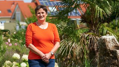 AfD Kandidatin Ruth Rickersfeld
