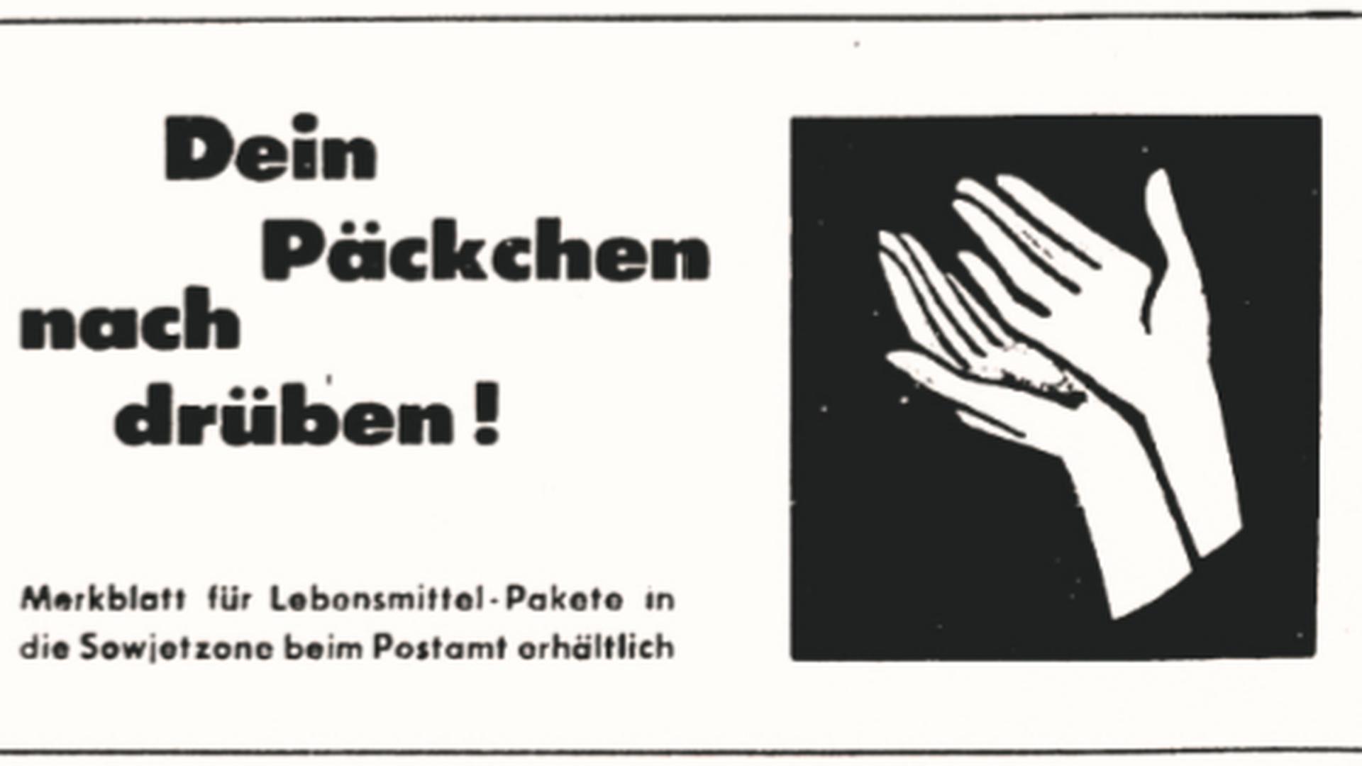 Alte BNN Anzeige von 1962