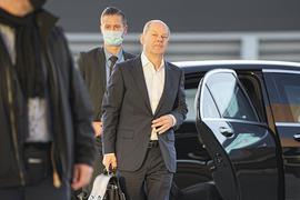 Olaf Scholz SPD Kanzlerkandidat