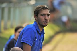 Bundesliga-Einsteiger: Der Kuppenheimer Matthias Frieböse trainiert in der kommenden Saison die Fußballerinnen des SC Sand.