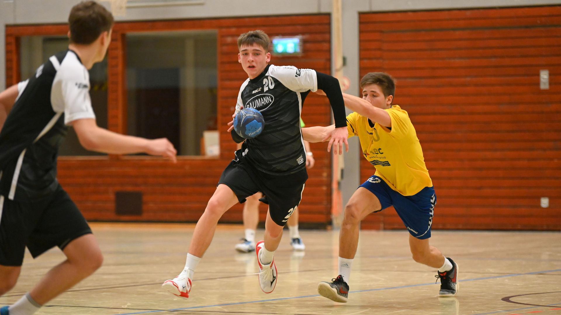 Handball-Szene