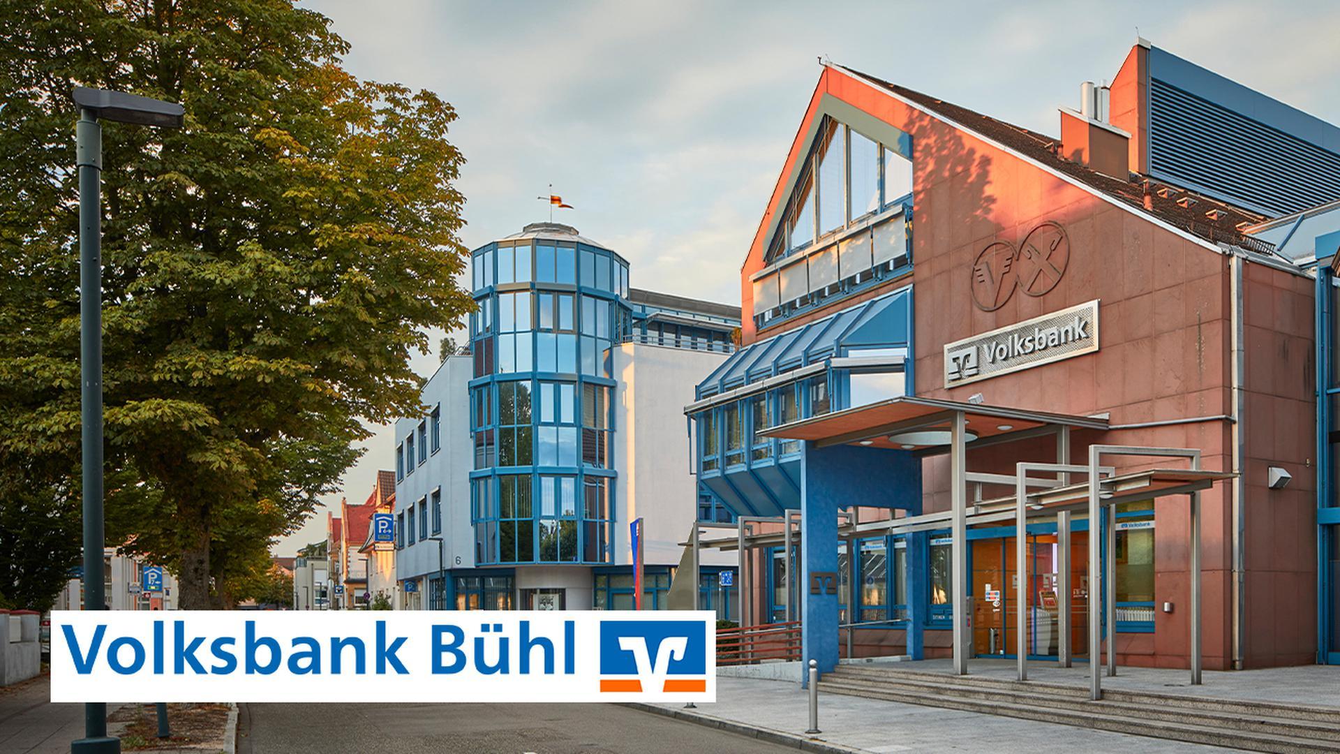 Spannende Ausbildungs- und Studienmöglichkeiten bei der Volksbank Bühl