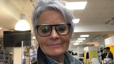 """Melitta Strack, Sprecherin der Werbegemeinschaft """"Lebendiges Gaggenau"""", hofft, dass die Geschäfte zu Ostern wieder öffnen dürfen."""