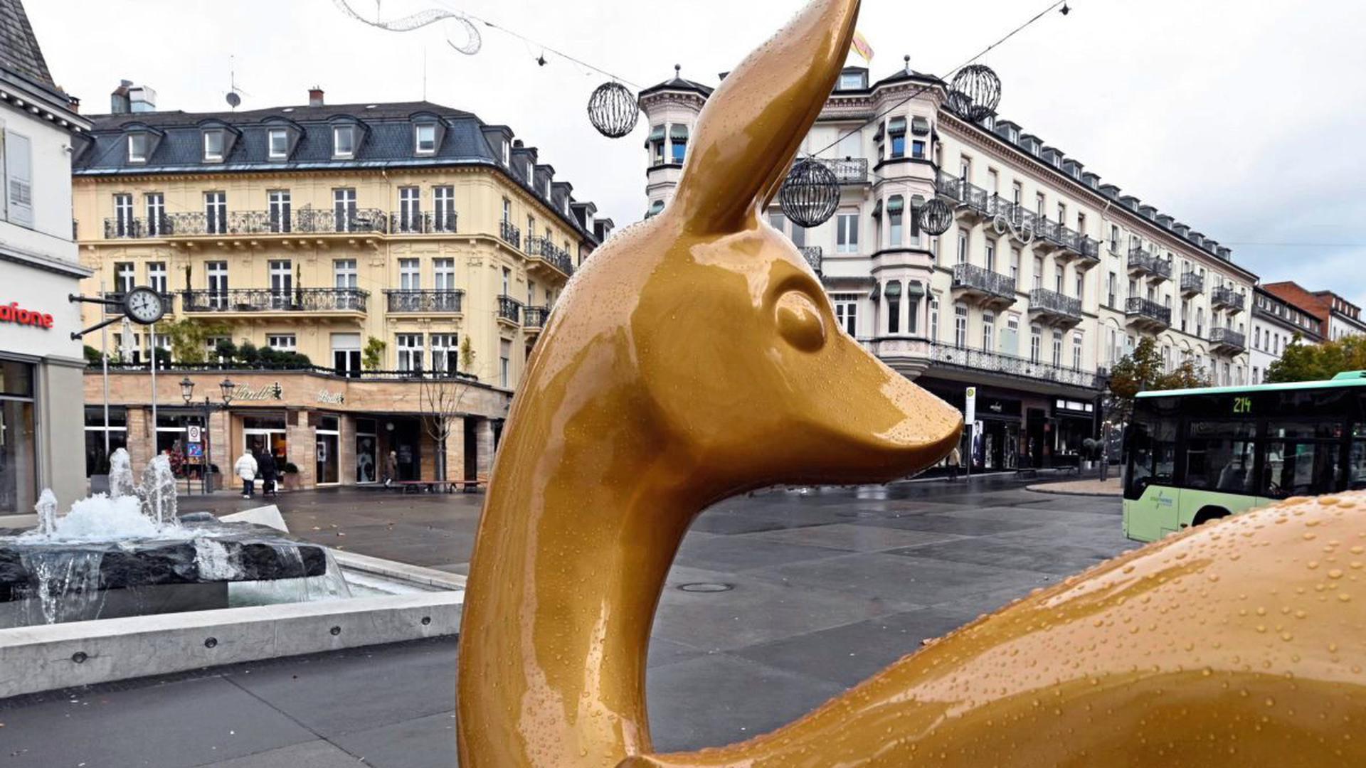 Geplatzter Traum: Die nächste Bambi-Verleihung wird nicht in Baden-Baden stattfinden.