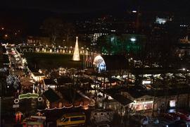 Der Christkindelsmarkt hat für den Tourismus in der Stadt weiter an Bedeutung gewonnen. Die Übernachtungszahlen werden aller Voraussicht nach auch 2018 auf Rekordhöhe liegen. Genaue Zahlen gibt es in einigen Wochen.