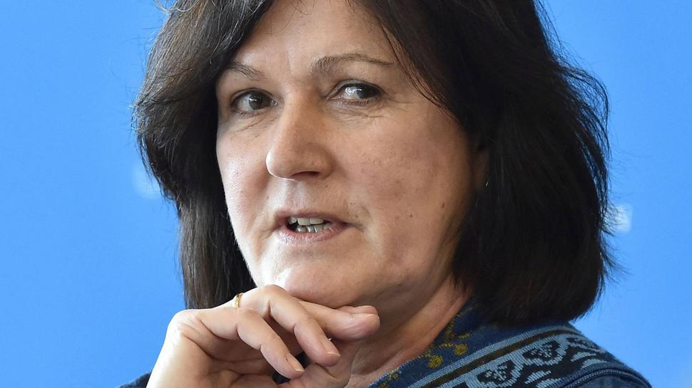 22.03.2018 zu Gast bei den BNN: Margret Mergen (CDU) Oberbuergermeisterin Baden-Baden