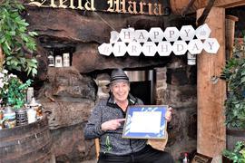 83. Geburtstag von Tony Marshall