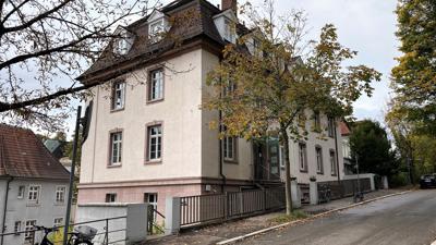 Arte Deutschland ist in einem denkmalgeschützten Gebäude untergebracht.