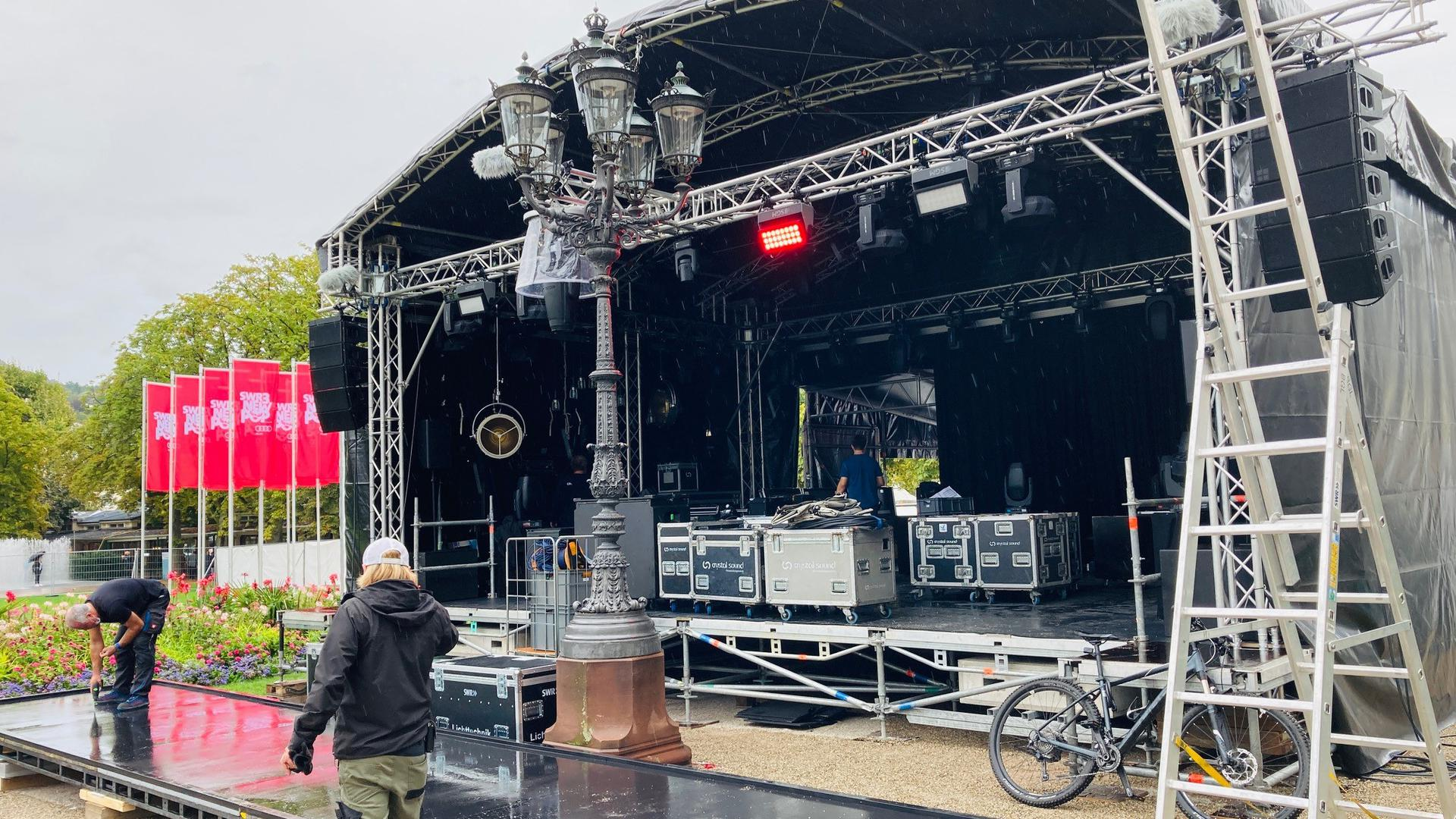 Bühne Baden-Baden