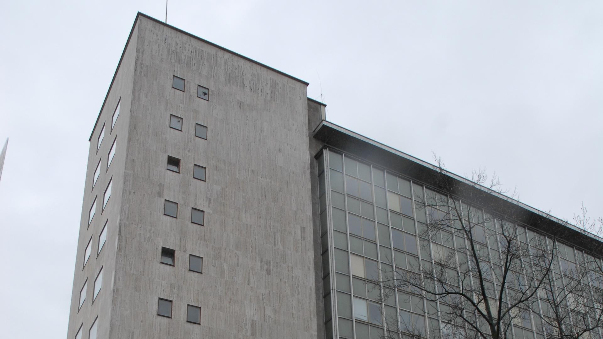 Unter Denkmalschutz: Rund um das Babo-Hochhaus gab es bisher viele Diskussionen.