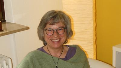 Barbara Weiler in ihrer Praxis, Baden-Baden