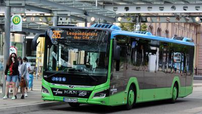 Es geht langsam wieder aufwärts: Aber noch ist bei den Verkehrsbetrieben Baden-Baden das Vor-Corona-Niveau nicht erreicht. Bei den Fahrgastzahlen liegt der Betriebszweig der Stadtwerke bei knapp 60 Prozent der normalen Auslastung.