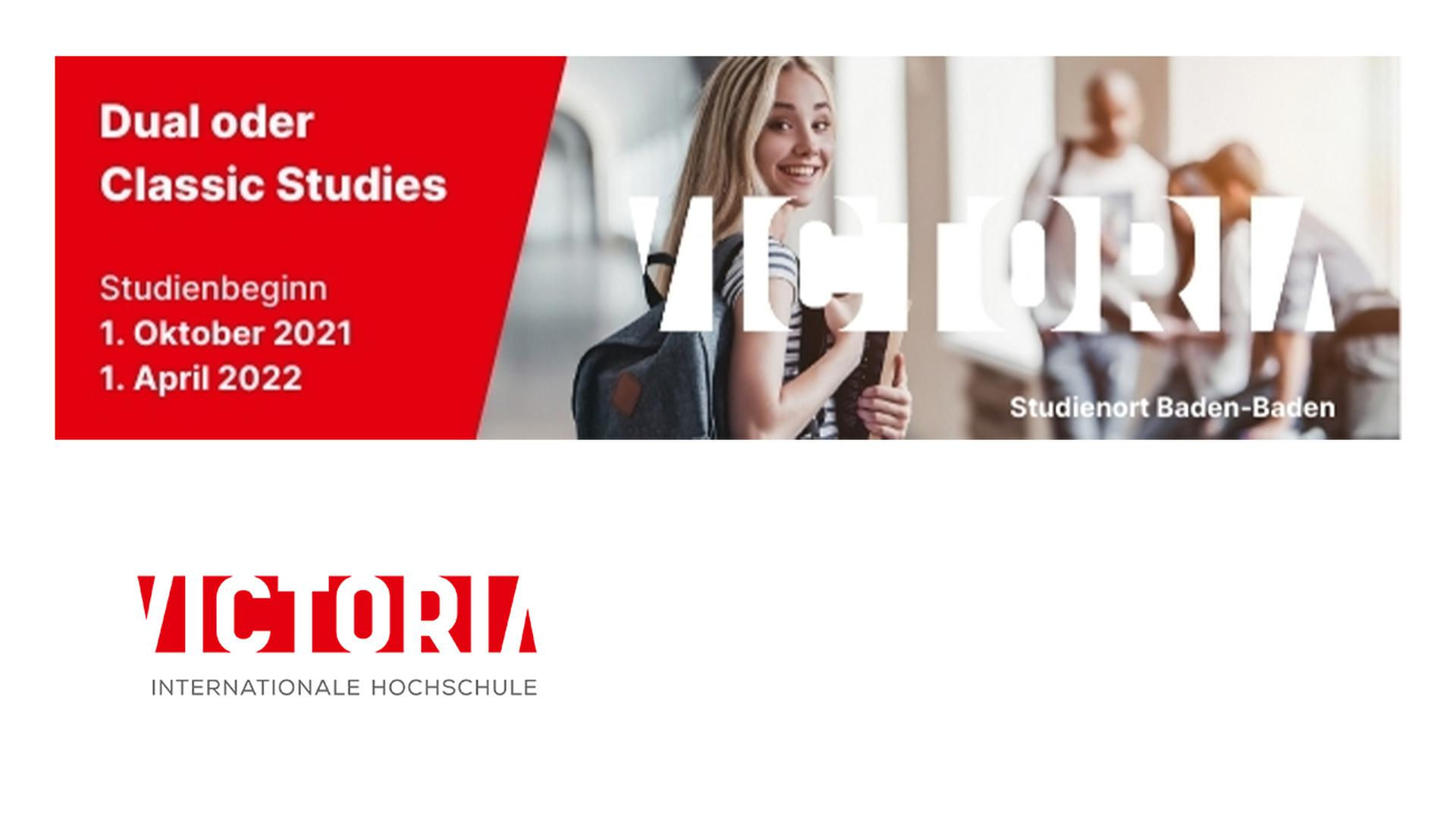 Victoria | Internationale Hochschule -  More than a University