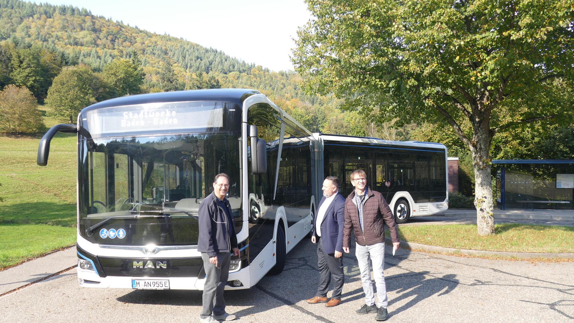 Elektrobus Baden-Baden