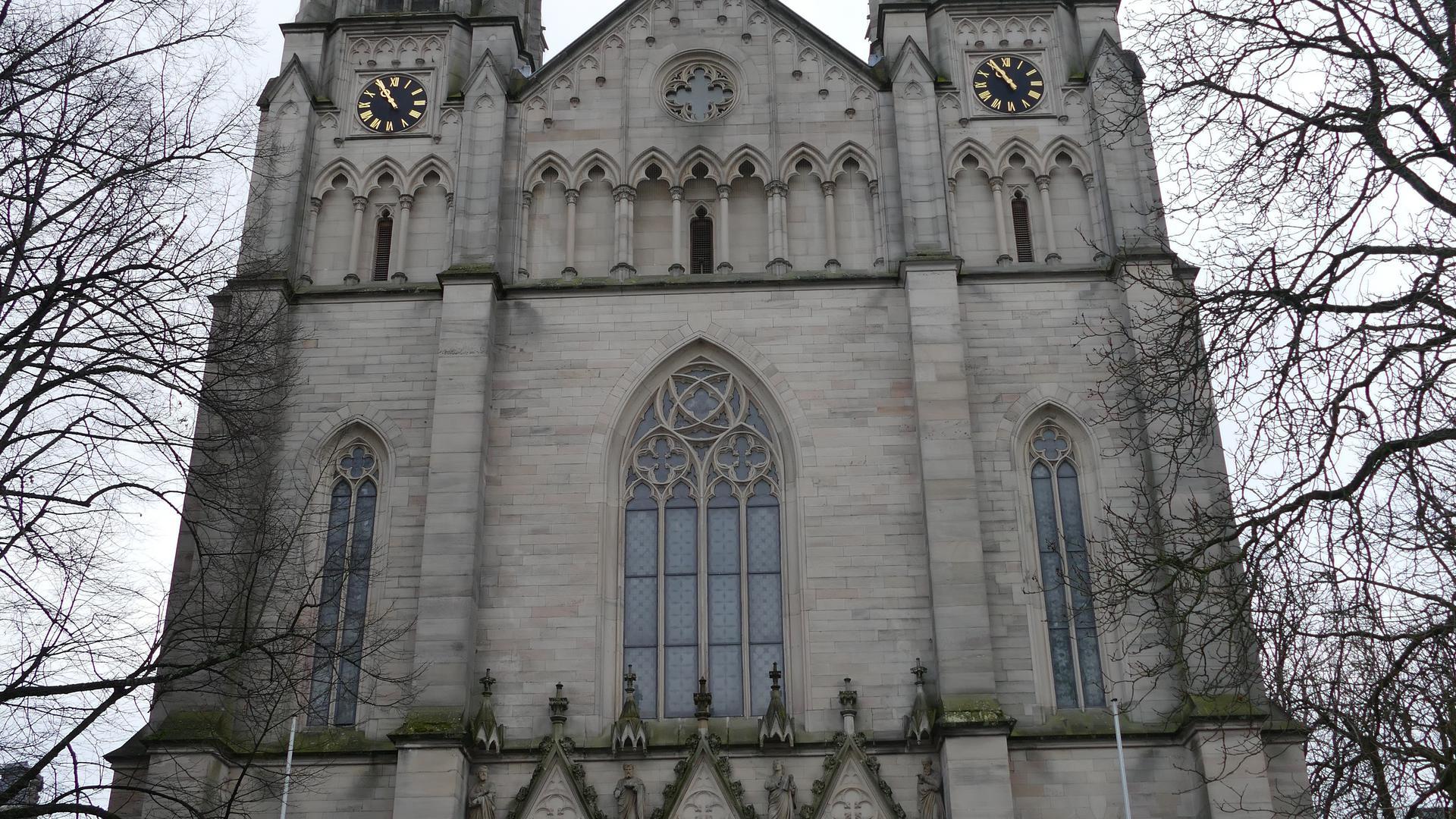 Weihnachtsgottesdienste finden in der Evangelischen Stadtkirche Baden-Baden auch in diesem Jahr statt, nur anders als sonst.