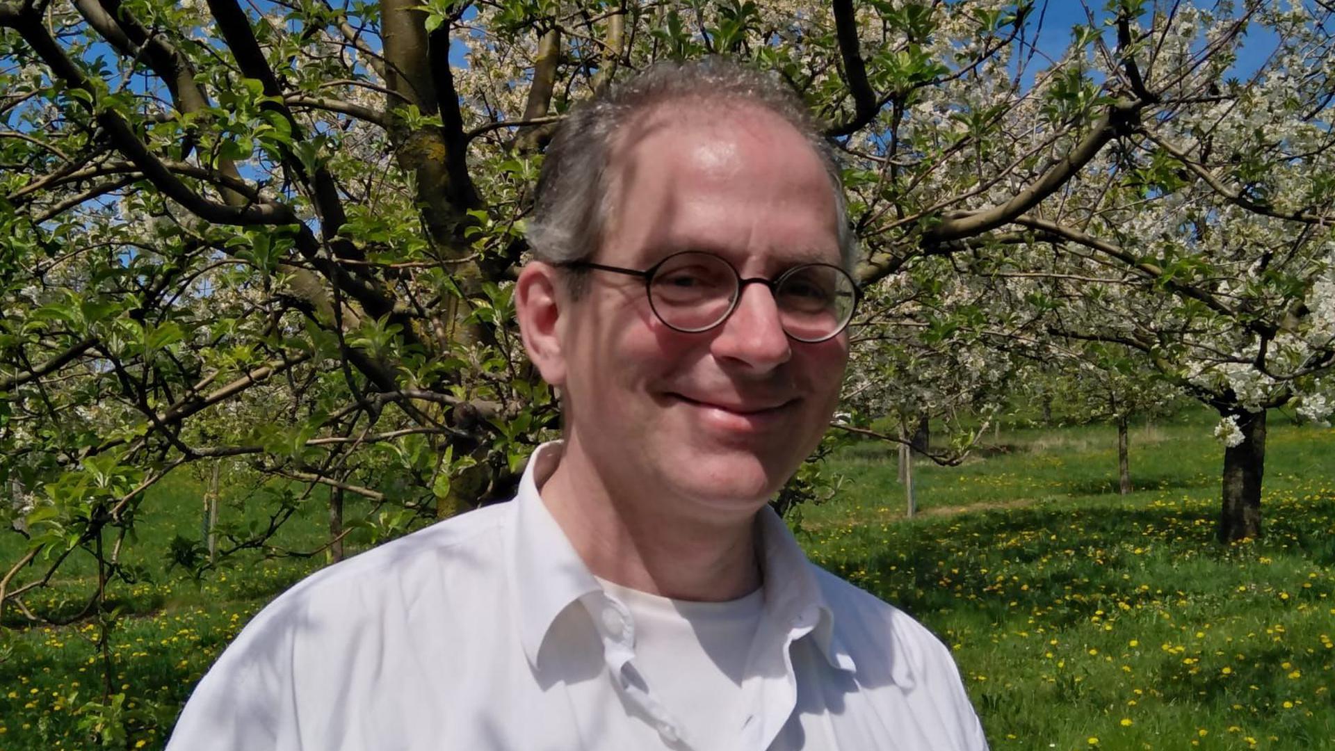 Günther Beikert bewirbt sich für die Klimaliste Baden-Wüttemberg um ein Mandat im baden-württembergischen Landtag.