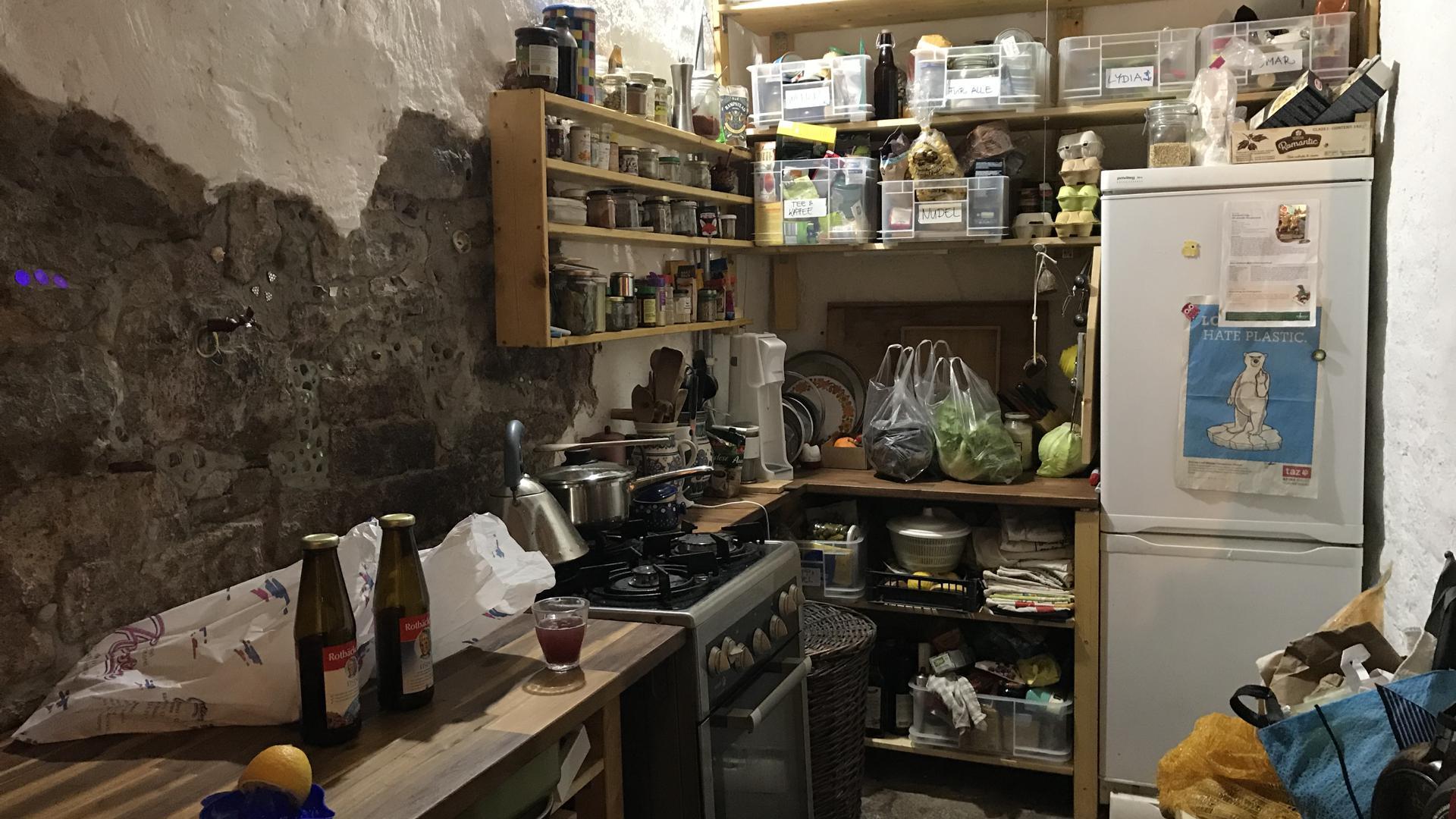 WG-Küche in Baden-Baden