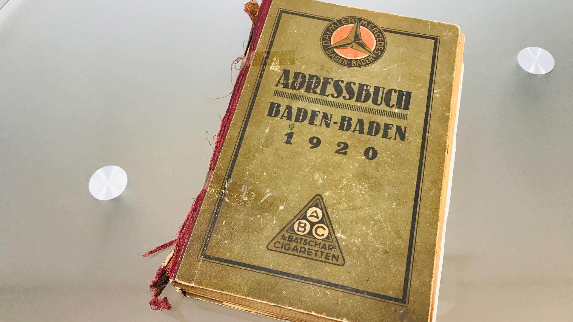 Baden Baden Zeitung
