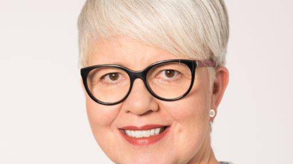 Sabine Iding-Dihlmann, Fraktionsvorsitzende der Grünen im Gemeinderat Baden-Baden