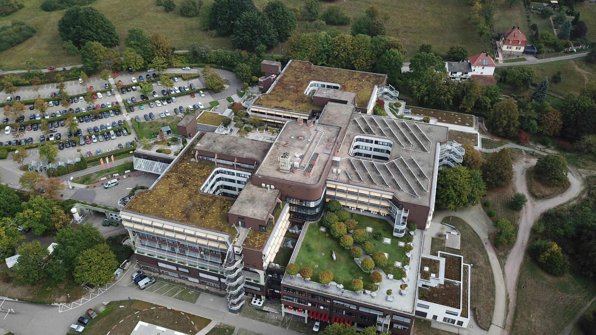 Klinikum Baden-Baden-Balg