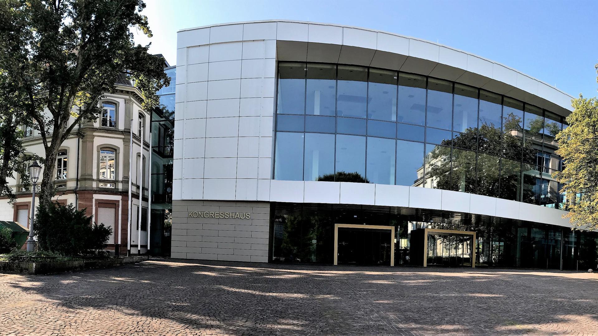 Kongresshaus Baden-Baden am Augustaplatz