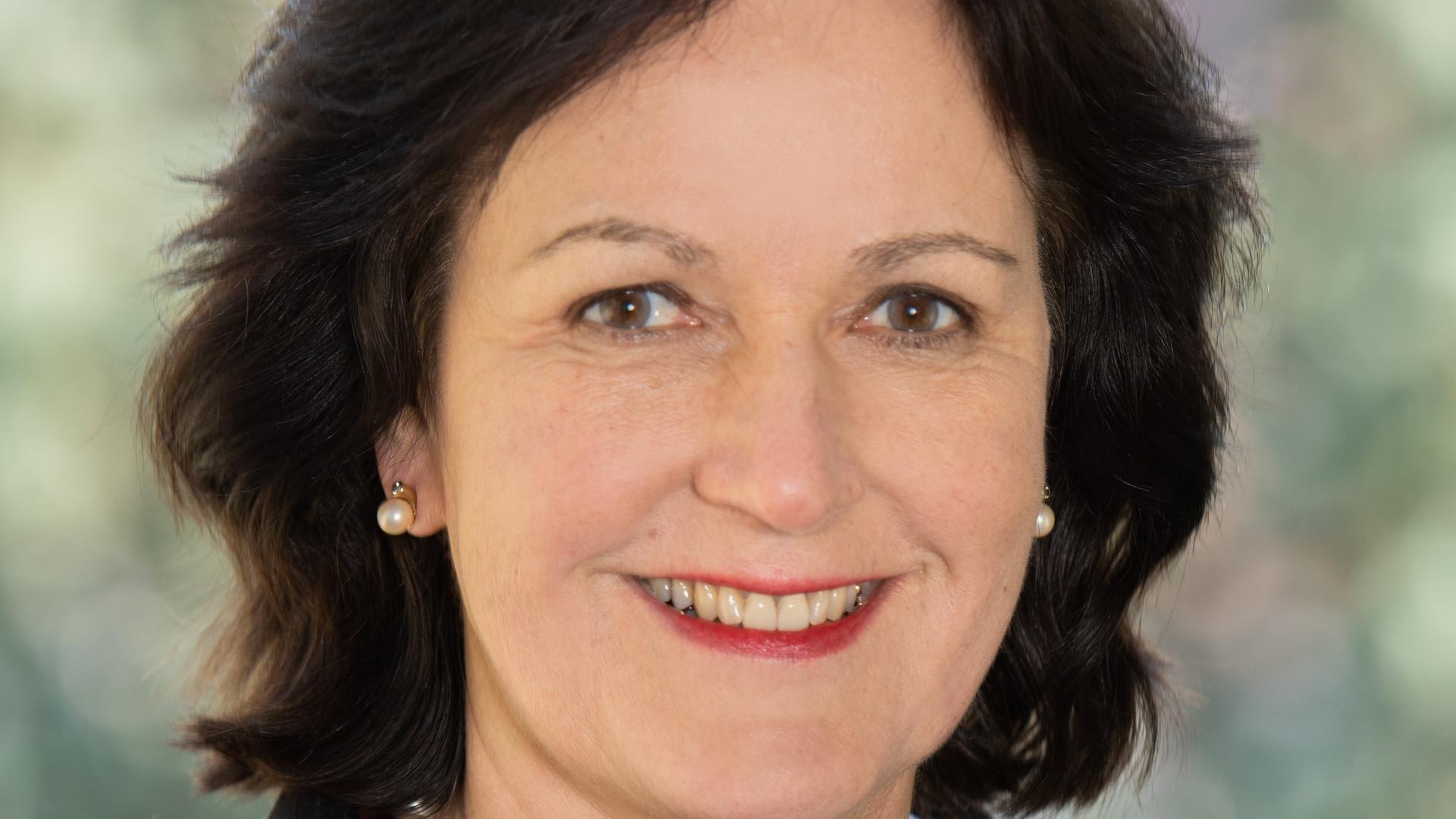 Margret Mergen, Oberbürgermeisterin Baden-Baden