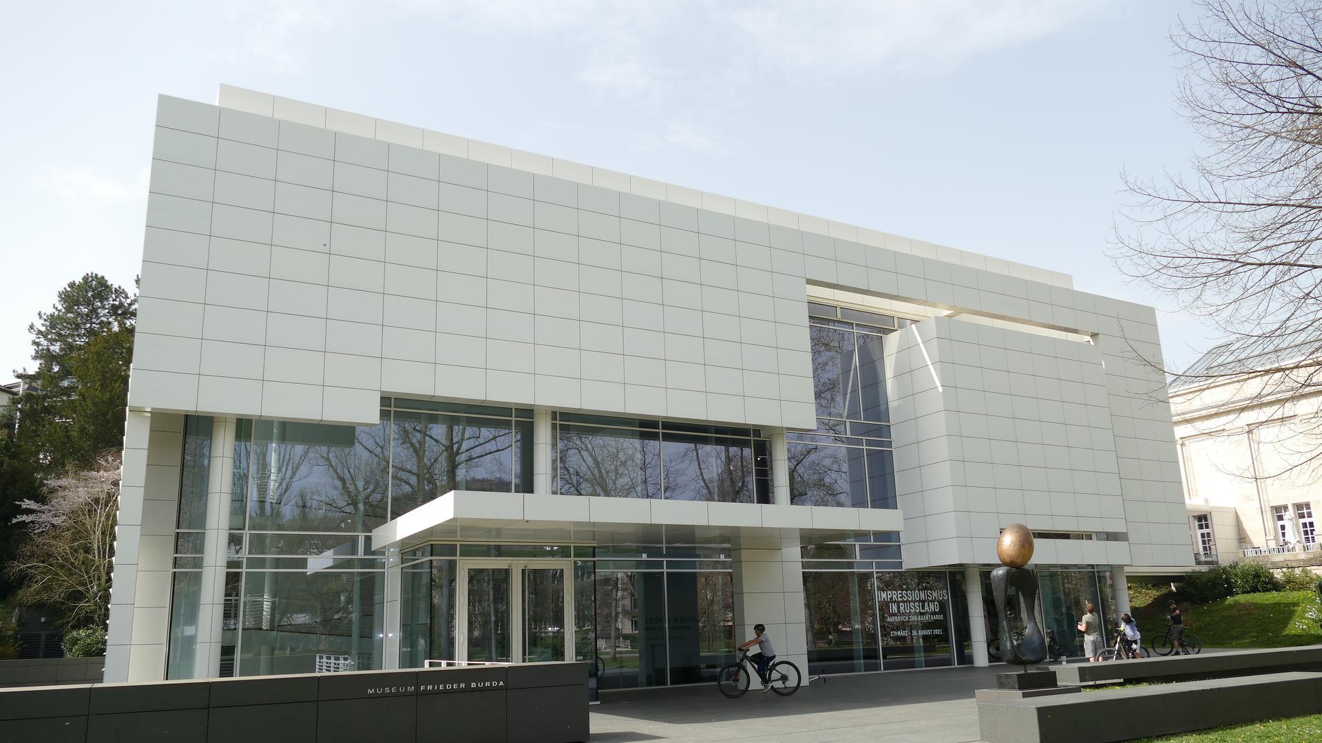 Das Kunstmuseum Frieder Burda zeigt bis zum Sommer zwei sehr unterschiedlichen Ausstellungen.