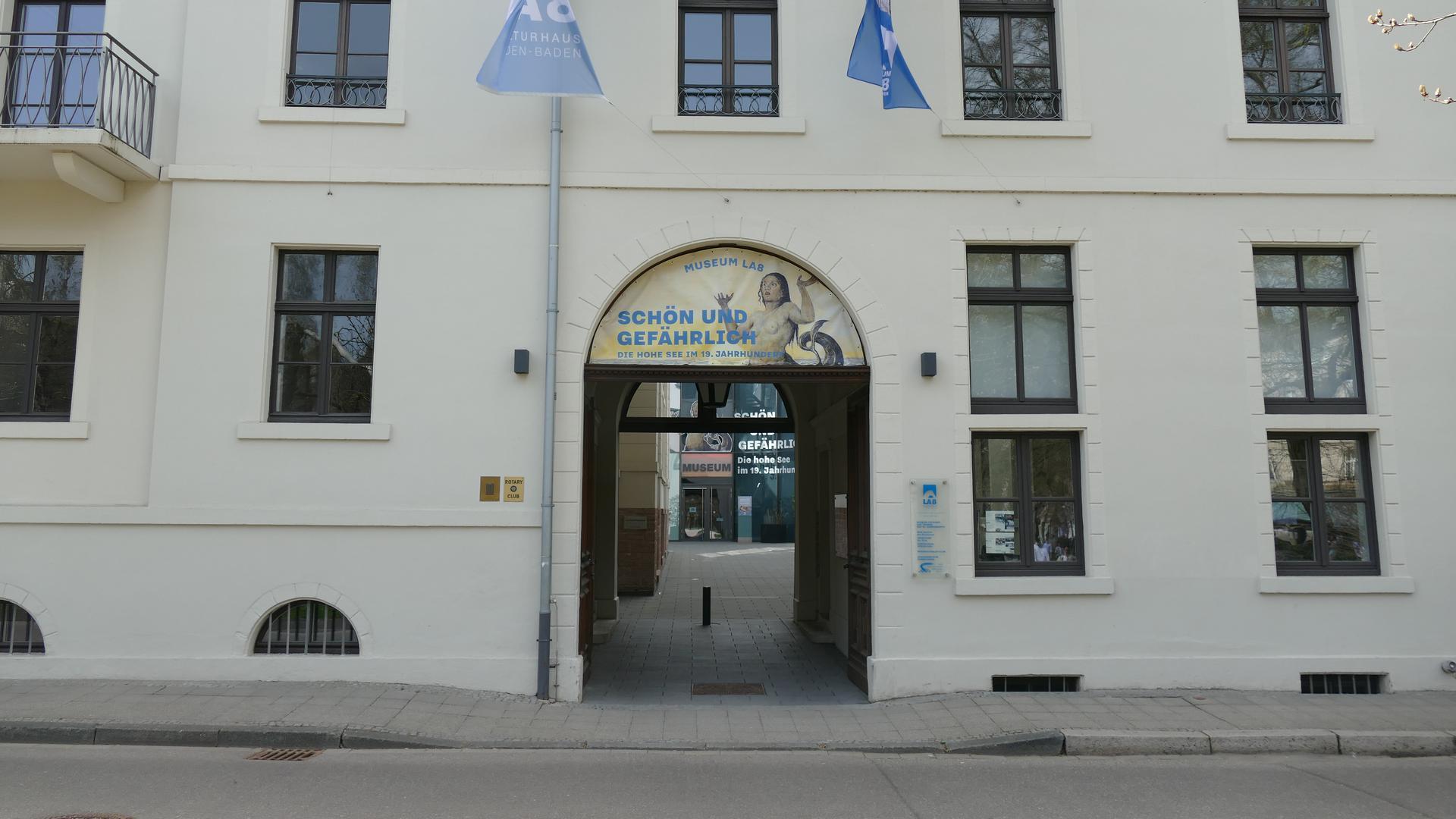 """Im Museum LA8 wird demnächst die Ausstellung """"Schön und gefährlich: Die hohe See im 19. Jahrhundert"""" gezeigt."""