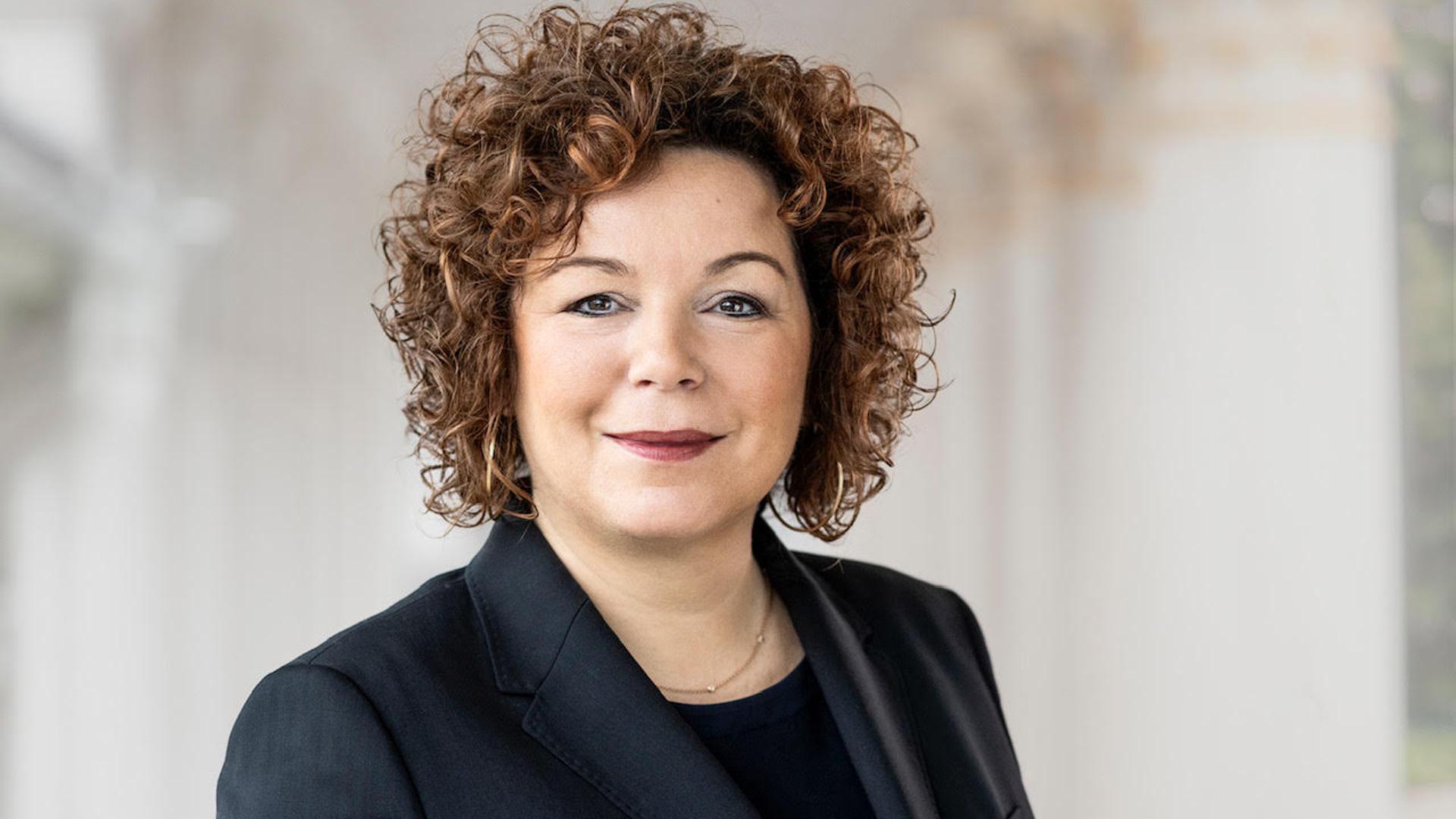 Nora Waggershauser, Geschäftsführerin von Baden-Baden Events, der Baden-Baden Kur & Tourismus GmbH und der Kongresshaus Baden-Baden Betriebsgesellschaft mbH.