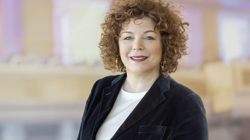 Nora Waggershauser, Geschäftsführerin der Kongresshaus Baden-Baden Betriebsgesellschaft und der Baden-Baden Kur & Tourismus GmbH.