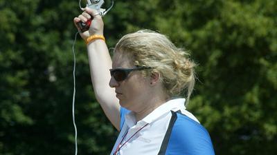Auf die Plätze, fertig, los: Sara Rosch kann als Starterin künftig bei Leichtathletik-Wettbewerben in ganz Europa eingesetzt werden.