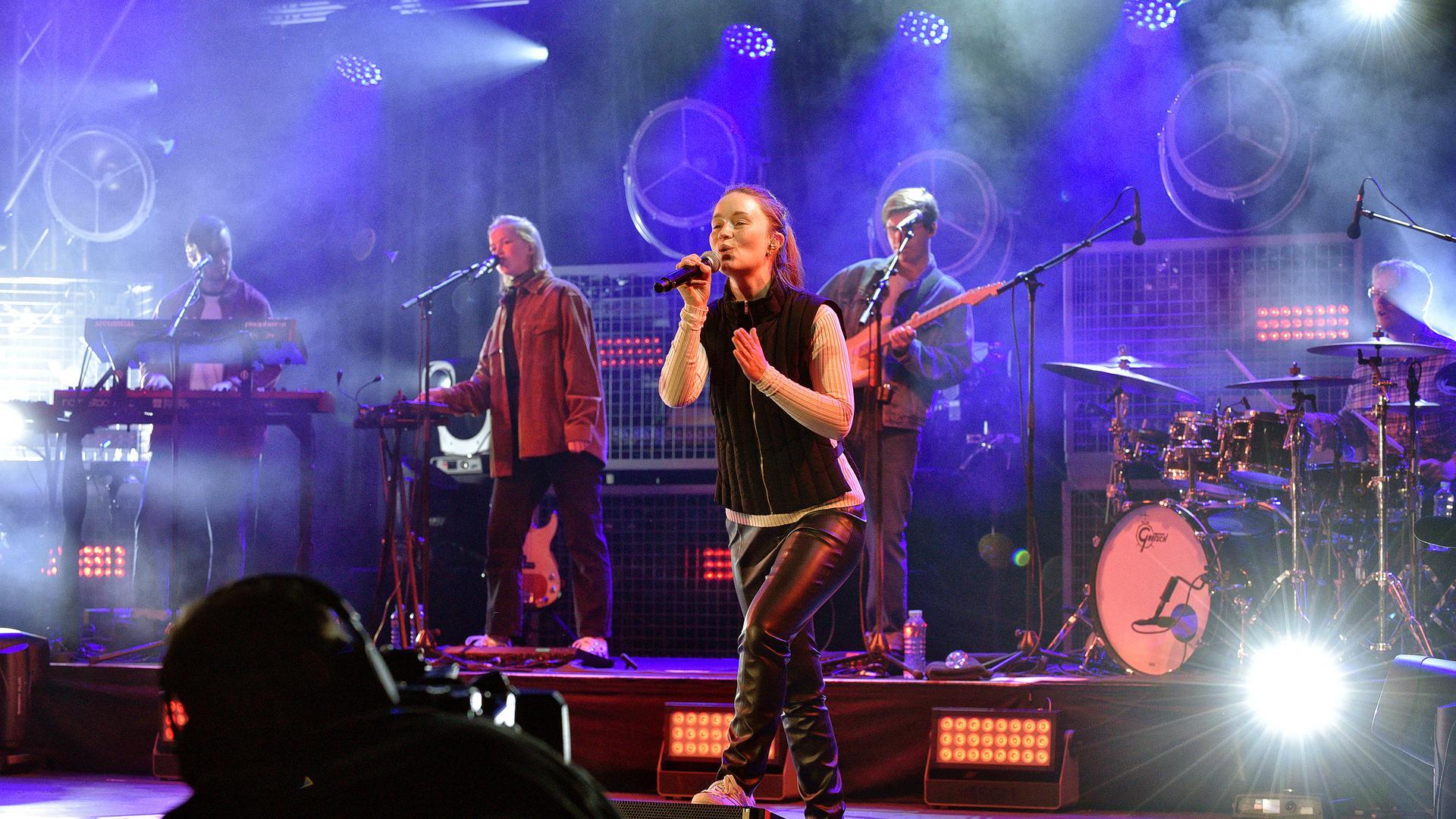 Kurhaus Baden-Baden Open-Air Bühne: SWR3 New Pop Festival mit Sigrid