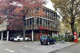 Sparkassen-Filiale in der Rheinstraße 205 in Baden-Baden