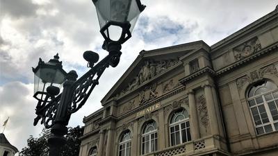 Theater Baden-Baden Außenansicht