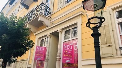 In diesem Laden in der Wilhelm-Straße in Baden-Baden soll eine Filiale von Royal Donuts entstehen.