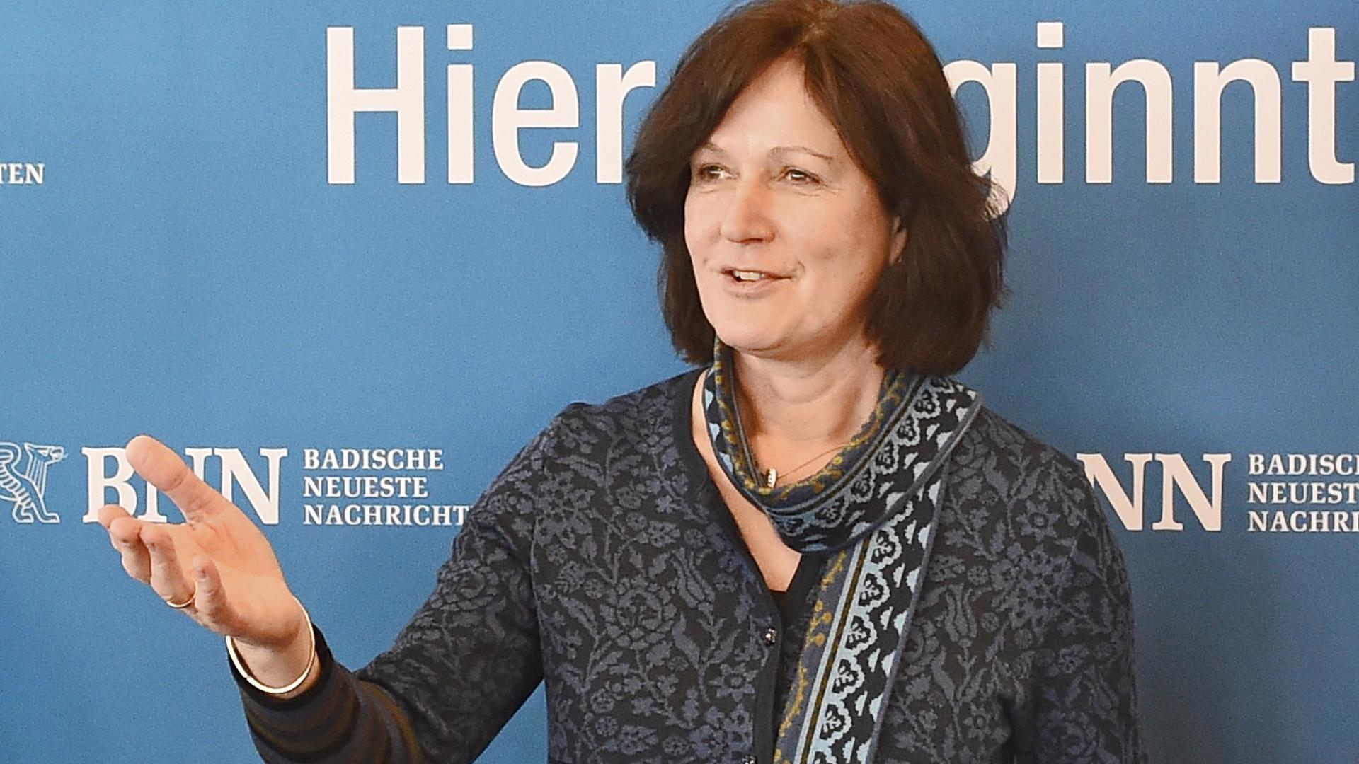 Nach einem Motorradunfall konnte Baden-Badens Oberbürgermeisterin Margret Mergen die Klinik in Freiburg wieder verlassen.