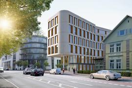 Der Neubau von Arvato Solutions in der Rheinstraße bleibt Fiktion. Das Unternehmen hat die Pläne aufgegeben. Als Begründung heißt es, es sei nicht genug qualifiziertes Personal in der Region zu finden.
