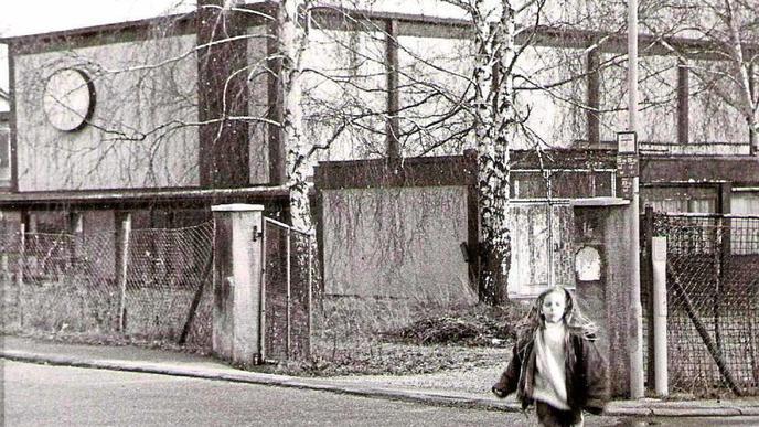 Vergangenheit: Zu Beginn des Jahres 1989 schlug das letzte Stündlein für das Sandweierer Filmstudio. Das Gebäude wurde abgerissen.