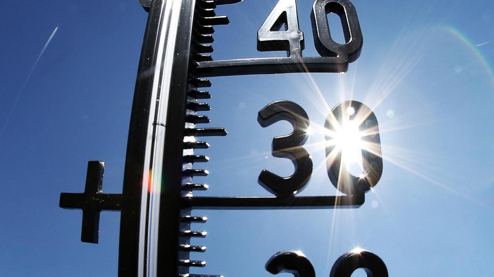 Das Thermometer klettert: An diesem Donnerstag soll es noch heißer werden