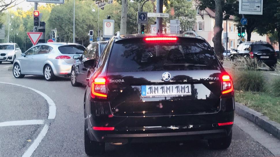 Ein Problem in und für Baden-Baden ist das hohe Verkehrsaufkommen in der Stadt.