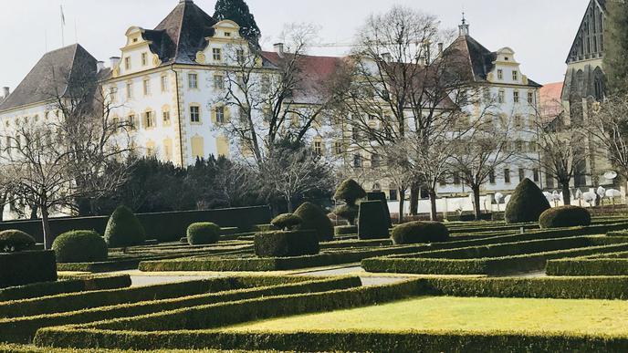 Schloss Salem.