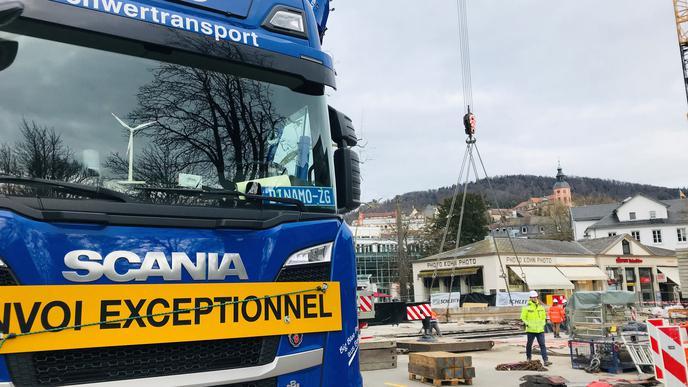 Für rund 3,5 Millionen Euro wird die fast 100 Jahre alte Fieserbrücke in Baden-Baden erneuert.