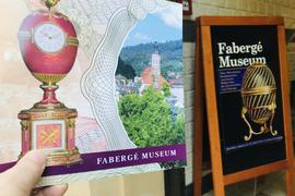 Das Fabergé-Museum hat nach einer viertägigen Durchsuchungsaktion durch Zoll und Bundeskriminalamt wieder geöffnet.