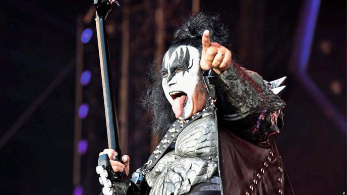 Kiss Konzert Baden Baden
