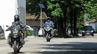 Der Kampf gegen Motorradlärm ist wie hier in Geroldsau uralt. Eine Lösung ist aber nicht in Sicht. Lärmmessungen der Stadt brachten jetzt erschreckende Ergebnisse zutage.